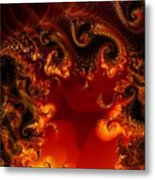 Hades Metal Print