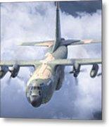 Haf C-130 Hercules Metal Print