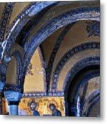 Hagia Sophia Detail Metal Print