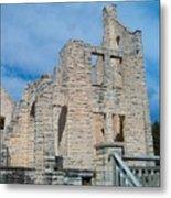 Haha Tonka Castle 2 Metal Print