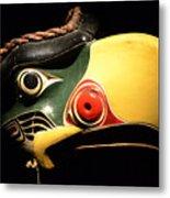Kolus Mask Kwakwawak Mask 7 Metal Print