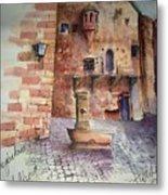 Haidelburg Castle Metal Print