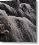 Hairy River Metal Print
