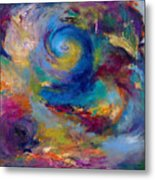 Halcyon Winds Metal Print