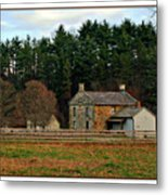 Hale Farm And Village Metal Print