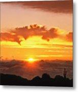 Haleakala National Park Memories Metal Print