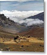 Haleakala National Park Metal Print