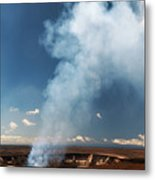 Halemaumau Crater 2016 Metal Print
