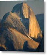 Half Dome At Sunset - Yosemite Metal Print
