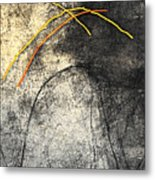 Half Dome Roots Metal Print