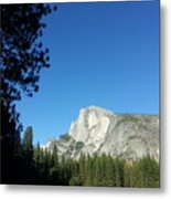 Half Dome Village Metal Print
