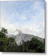 Half Dome Yosemite National Park Metal Print