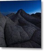 Half-light Metal Print