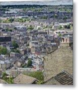 Halifax Panoramic View 4 Metal Print