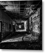 Hall Of Voices Metal Print