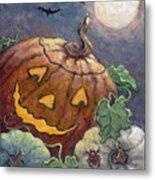 Halloween II Metal Print