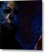 Halloween Michael Myers Signed Prints Available At Laartwork.com Coupon Code Kodak Metal Print