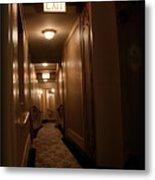 Hallway - 200320 Metal Print