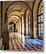 Hallway Versailles  Metal Print