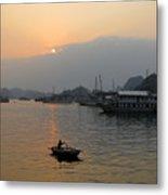 Halong Bay 8 Metal Print