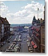 Halsingborg Sweden 1 Metal Print