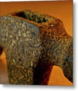 Hammer Without Handle Metal Print