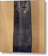 Hammurabis Code Metal Print