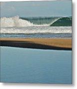 Hanakapiai Beach 1287b Metal Print