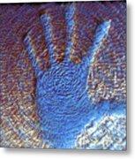 Hand That Giveth Metal Print