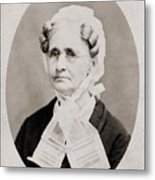 Hannah Simpson Grant 1798-1883, Mother Metal Print by Everett