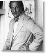 Hans Hofmann (1880-1966) Metal Print