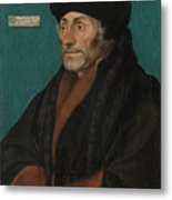 Hans Holbein The Younger Metal Print