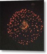 Happy 4th.from Palm Desert 6 Metal Print