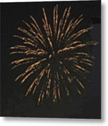 Happy 4th.from Palm Desert 9 Metal Print