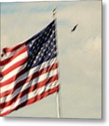 Happy Birthday America Metal Print