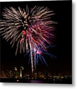Happy Fourth Of July Metal Print