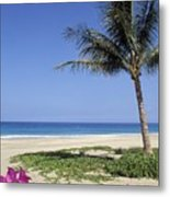Hapuna Beach Metal Print
