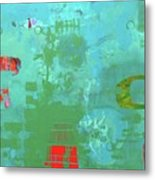 Harbor 8 Metal Print