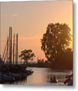 Harbor View 11 Metal Print