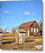 Hardin County School Metal Print