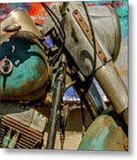 Harley Davidson - American Icon II Metal Print