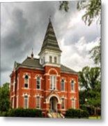 Hargis Hall - Auburn University Metal Print