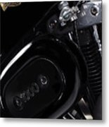 Harley Davidson 1000 Metal Print