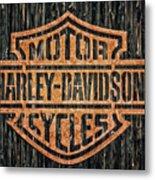 Harley - Davidson Metal Print