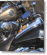 Harley Duo Metal Print