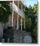 Harpers Ferry Home Metal Print