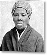 Harriet Tubman 1823-1913.  To License For Professional Use Visit Granger.com Metal Print