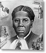 Harriet Tubman Metal Print by Curtis James