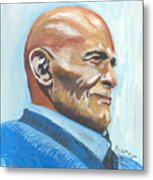 Harry Belafonte Metal Print