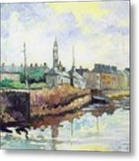 Harrys  Mall -limerick-ireland Metal Print